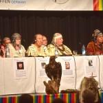 Mutter Erde braucht Hilfe - öffentlichen Ratssitzung 2019 in Bluma